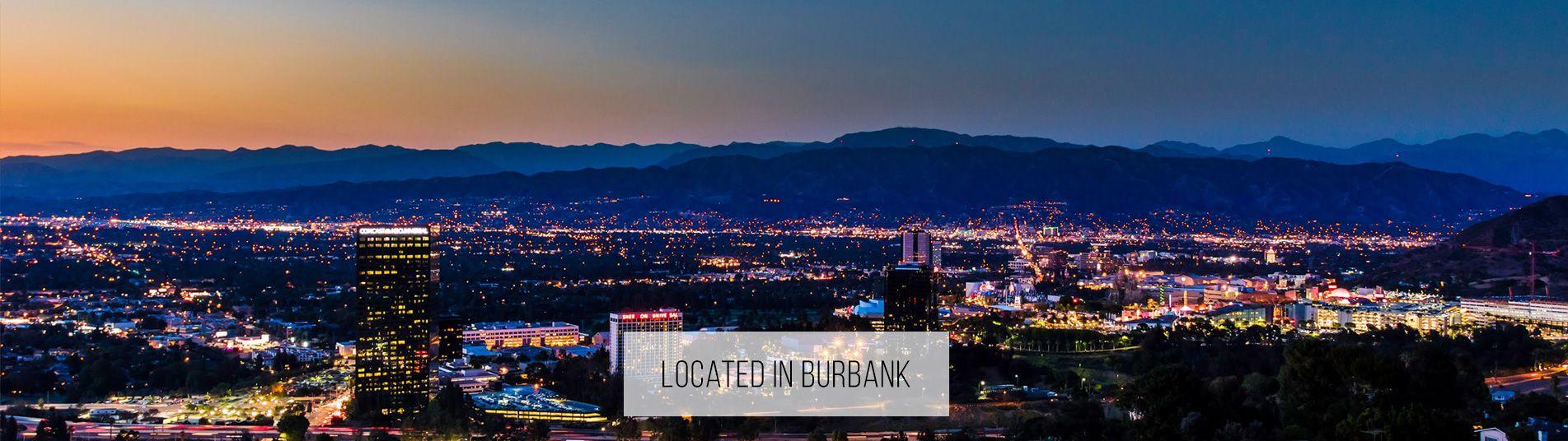 located-in-burbank